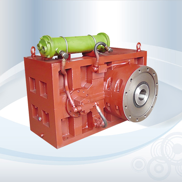 Gearboxes for single-screw extrusion machine