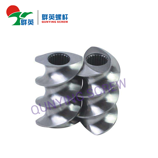 Plastic Screw Barrel Segment/Screw Segment/Extruder Parallel Twin Screw Segment