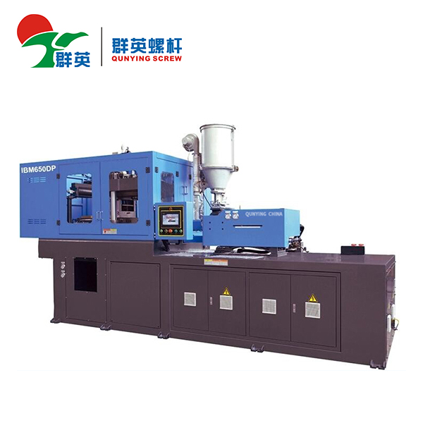LED Lamp Making Injection Blow Molding Machine IBM650DP