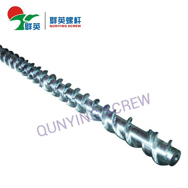 High frequency 150mm Rubber Screw Barrel for Extruder