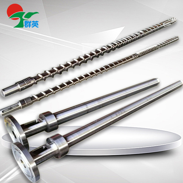 Introduction of heating method and power of granulator screw barrel