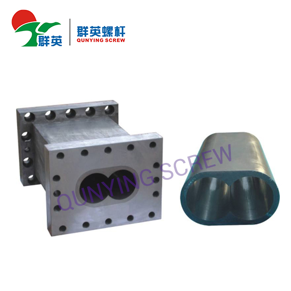 Twin Screw Extruder Segment Barrel- Sectional Barrel