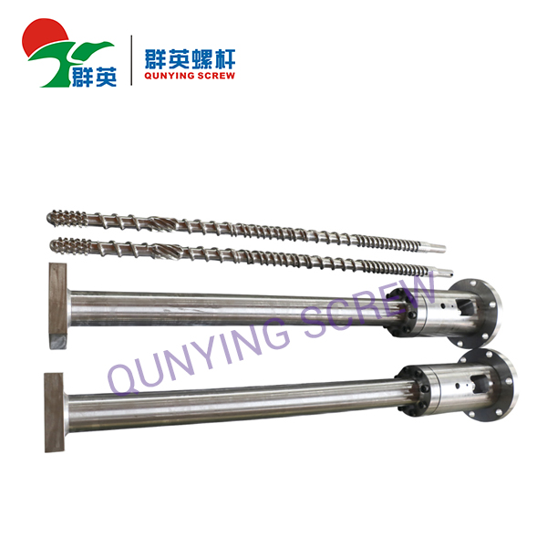 Filament Extruder Micro Screw Barrel For Extrusion Machine