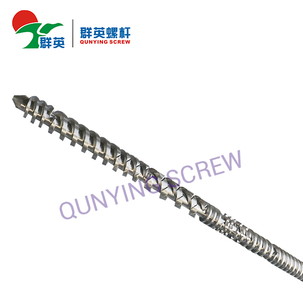 Parallel Screw Barrel For PE Extruder