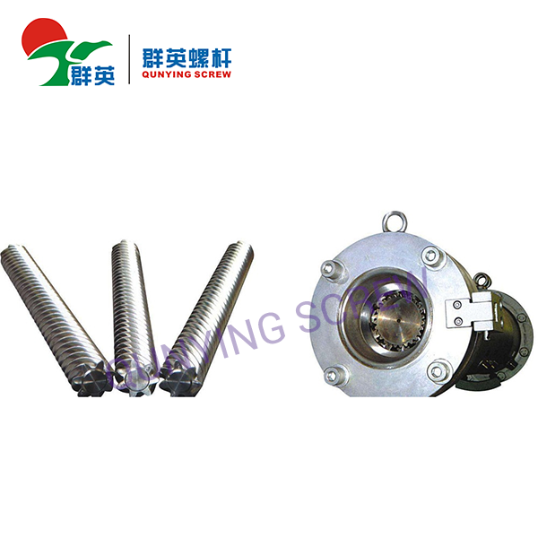 What is the screw removal and repair method